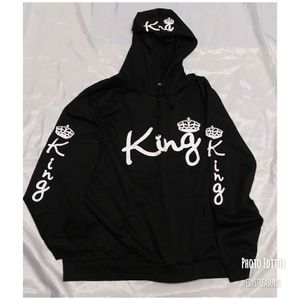 Other - Nwot King hoodie size S/M